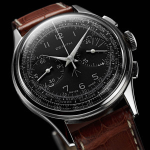 The Watch Quote: Photo - Zenith Pilot Doublematic