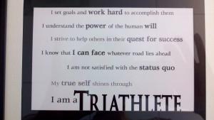 Triathlon Motivational Quotes
