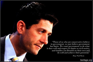 Paul Ryan says it well here (the image is from The Heritage Foundation ...