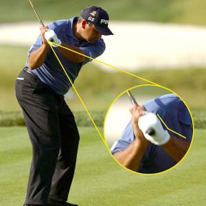 Angel Cabrera's power move photo 2