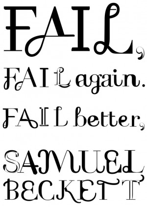 Samuel Beckett | #quote