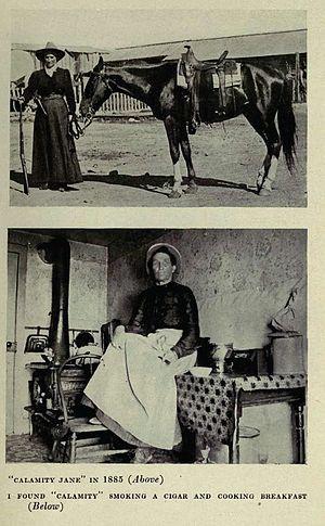 Calamity Jane And Wild Bill Hickok