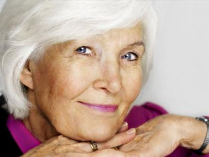 What's the secret to aging gracefully? We can't stop the clock ...