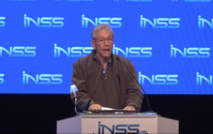 Best Amos Oz quotes from INSS address