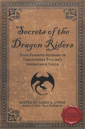 ... christopher paolini s inheritance cycle completely unauthorized