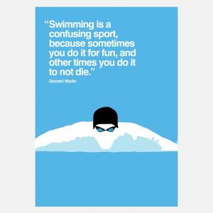 Swim Team Quotes Swimming