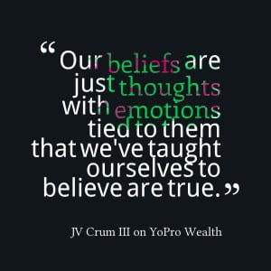 beliefs and changing my mindset, I changed my life. We are our own ...