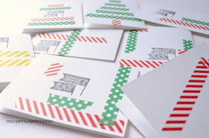Gallery of Christmas Thank You Cards