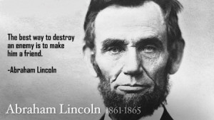 Famous Abraham Lincoln Quotes on Slavery, Leadership, Life, Civil War