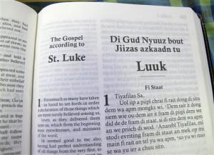 Jamaica Patois Bible