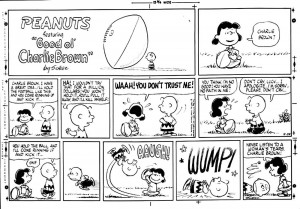 Charles Schulz: High Anxiety
