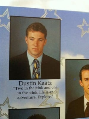 Unbelievably Funny Yearbook Quotes