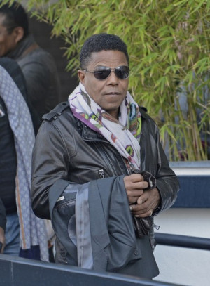 Tito Jackson Outside Bbc