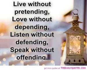 Sayings About Past Quotes Love Life And