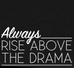 30-Day Drama Detox!