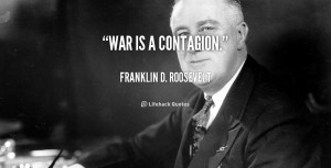 Back > Quotes For > fdr war quotes