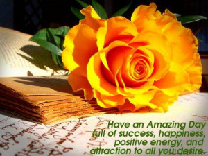 Have An Amazing Day! Comment Graphics