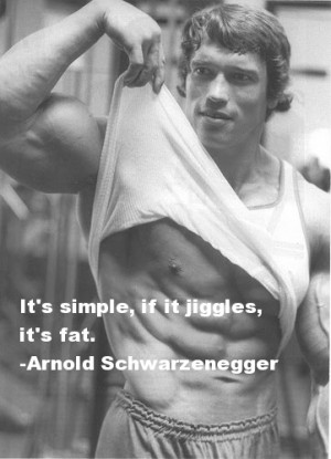 Funny Arnold Workout Quotes Arnold gym funny quotes arnold