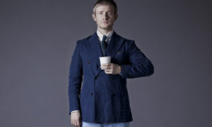 Martin Freeman: 'I have two of the most amazing jobs that exist in ...