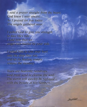 Page 2 Angel Quotes and Sayings . . .