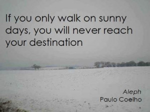 great quote by paulo coelho ♥