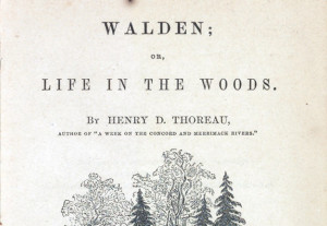 10 Quotes From Walden; Or, Life in The Woods