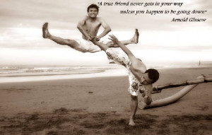 ... friends everything seems good with friends sweet friendship quote true