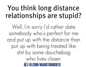 Long Distance For Dummies
