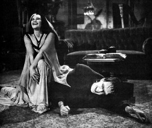 munsters Lily & Herman