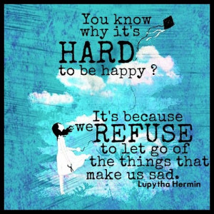 Why It's Hard to Be Happy