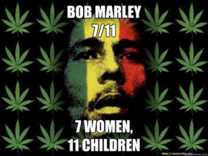 Bob Marley Was Good Man...