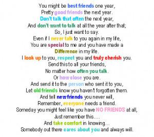 Long Best Friend Quotes, LadyDance | Bloguez.com