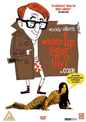 articles from our library related to the Whats Up Tiger Lily Quotes ...