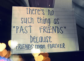 Past Friends Quotes & Sayings