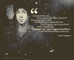 Zacky quote I have to remember this for college
