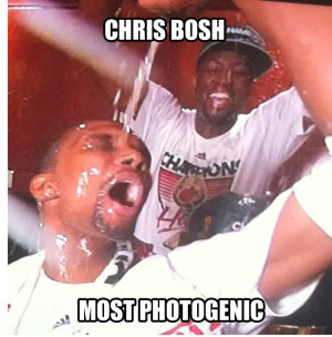 Chris Bosh Meme Mar Utc
