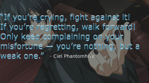 World's best Anime quotes