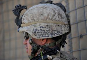 Soldat américain…