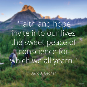 Peace of Conscience