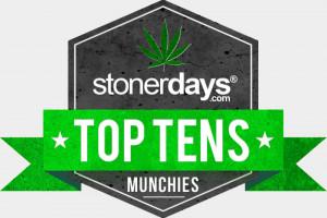 Top 10 Stoner Munchies