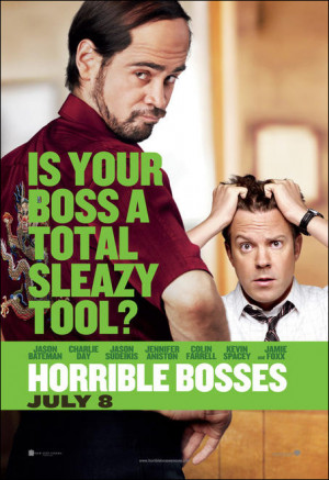 Funny Posters - Horrible Bosses (2)