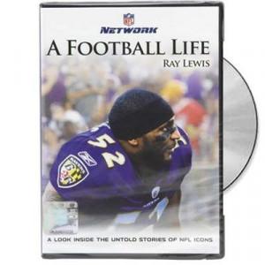 Baltimore Ravens A Football Life: Ray Lewis DVD