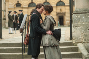 John Davinier and Dido Elizabeth Belle. Photo: Fox Searchlight ...