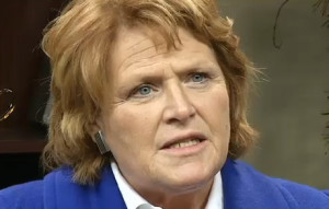 Quotes by Heidi Heitkamp