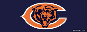 Chicago Bears Football Nfl 5 Facebook Cover
