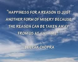 deepak chopra quotes - Love for no reason other than love