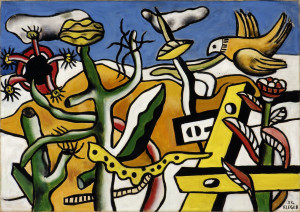 Fernand Leger Pictures