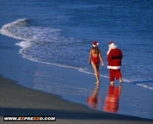 Funny santa claus naughty image photo pic