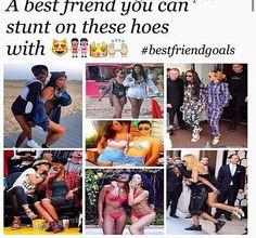 Bestfriend goals. More