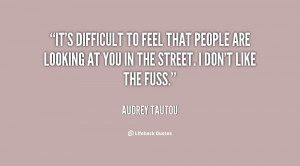 Difficult People Quotes